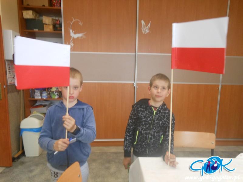 Odrowąż: Dzień Flagi