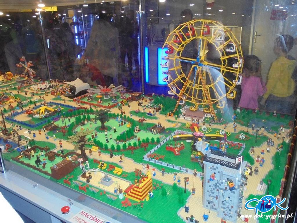 Zakrzów: Wyjazd na wystawę klocków LEGO