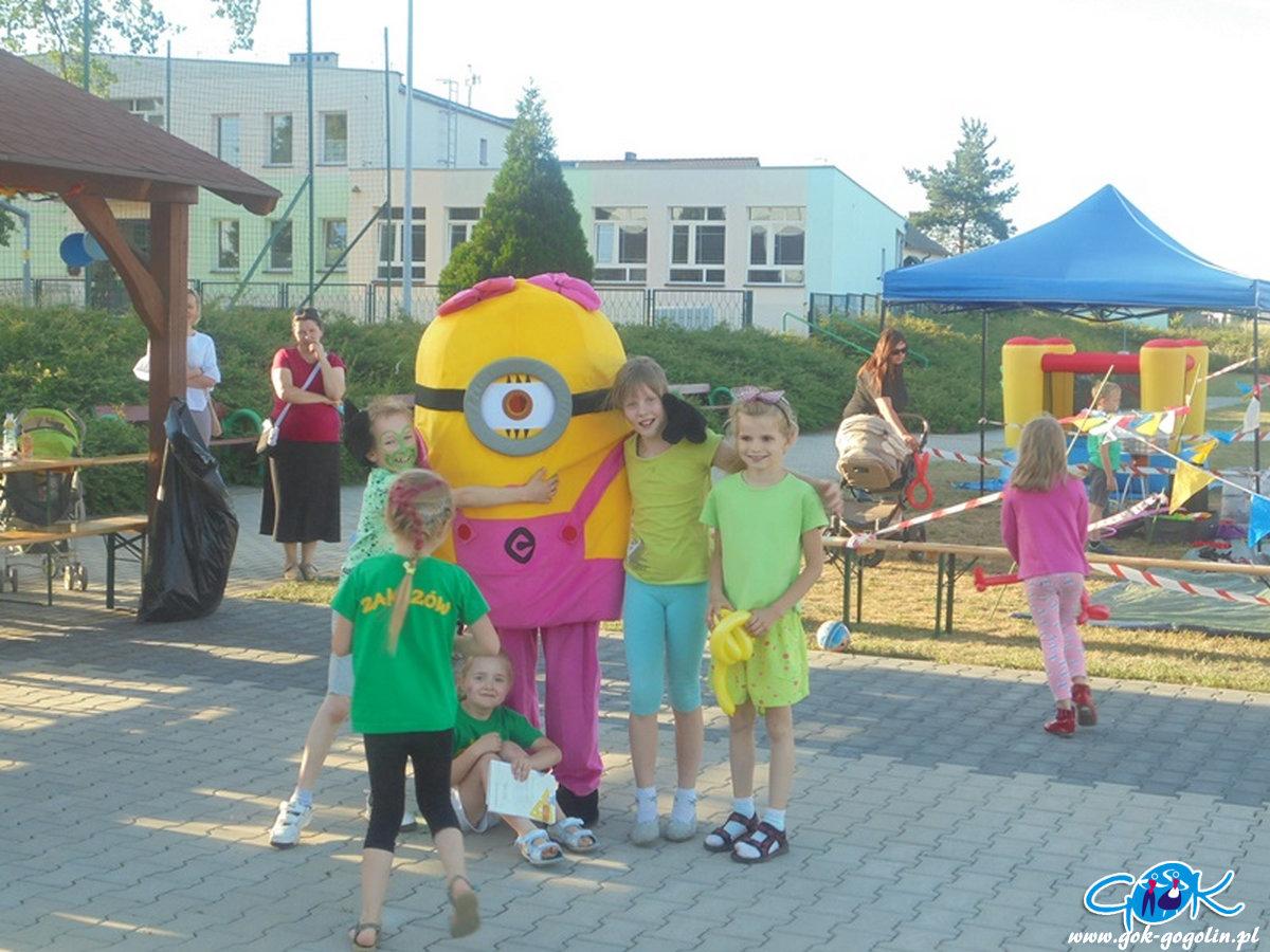Festyn rodzinny w Zakrzowie